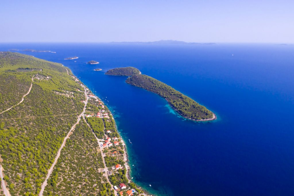 Karbuni on Korcula